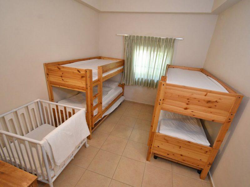 יחידות משפחתיות שני חדרי שינה